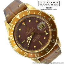 Rolex GMT Master 1675/8 brown nipple dial Tiger Eye very rare...