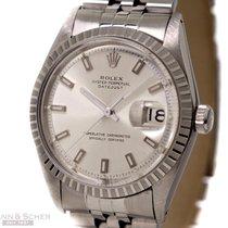 Rolex Vintage Datejust Man Size Stainless Steel Ref-1603 Bj-1968