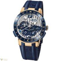 Ulysse Nardin El Toro Perpetual Calendar 18k Rose Gold Limited...