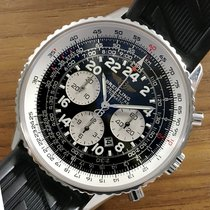Breitling top Condition Cosmonaute Automatic Navitimer...