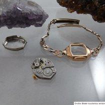 Rolex Art Deco Damen-uhr Ersatzteilträger Defekt