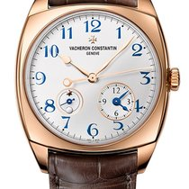 Vacheron Constantin Harmony Dual Time Automatic 40mm 78105