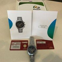 Omega Speedmaster Mark II Rio 2016