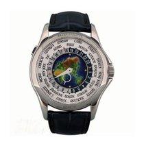 Patek Philippe White Gold World Time Cloisonné Dial