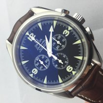 Omega Railmaster Coaxial  42 Mm  Automatic  Chronograph...