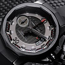 Corum Admirals cup chrono centro 44mm black