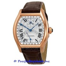Cartier Tortue Perpetual Calendar W1580045 Pre-Owned