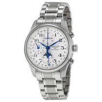 Longines Master Collection Automatic Chronograph Mens Watch...
