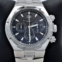 Vacheron Constantin Overseas Chronograph Auto Watch Box/papers...
