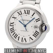 Cartier Ballon Bleu Collection Large 42mm Stainless Steel...