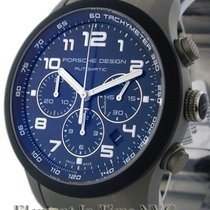 Porsche Design Dashboard PTC Chronograph In Titanium Ref. 6612...