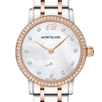 Montblanc Star Classique Collection Lady Small Second