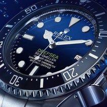 Rolex [DECEMBER SPECIAL] [NEW] 116660 Deepsea Blue