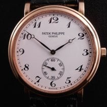 Patek Philippe Calatrava 5022 18k Rose Gold Mens