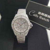 Chanel Cally - H2981 White Ceramic Automatic
