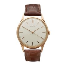 IWC Vintage Vintage 18k Rose Gold Gents Calibre 89