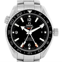 Omega Seamaster Planet Ocean Gmt 600m Watch 232.30.44.22.01.001