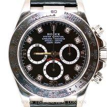 Rolex Daytona Cosmograph Black Diamond Dial