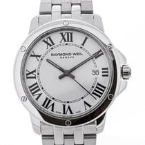 Raymond Weil Tango Stainless Steel White Dial Guilloche
