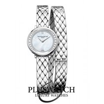 Baume & Mercier Promesse Petite Stainless Steel Mother Of...