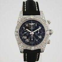 百年靈 (Breitling) Chronomat 41 Brillant Diamant Besatz