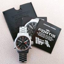 Fortis B42 Pilot Professional Chronograph Alarm