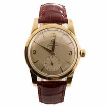 Omega Seamaster Automatic Gold Vintage Watch