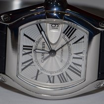 Cartier Roadster Stainless Steel Large Automatic