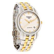 Tissot Ballade III Mens Swiss Automatic Dress Watch T97.2.483.31