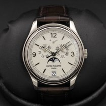 Patek Philippe - Annual Calendar - 5146g - White Gold - 39mm-...