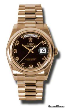 Rolex Day-Date President Pink Gold