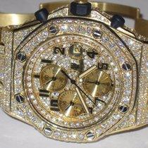 Audemars Piguet Royal Oak Offshore 18K Solid Gold Diamonds