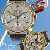 Mathey-Tissot Rotgold