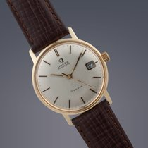 Omega Geneve 18ct gold automatic