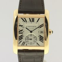 Cartier Tank MC Rose Gold Small Seconds