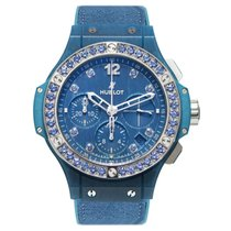 Hublot Big Bang Blue Linen 41 mm