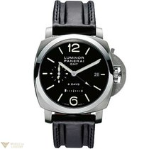 Panerai Luminor 1950 8 Days GMT Stainless Steel Watch
