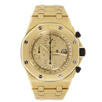 Audemars Piguet AP Offshore Chronograph Yellow Gold Watch