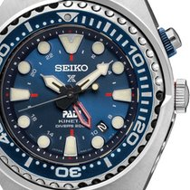 Seiko SUN065P1 Prospex Kinetic Limited PADI Herren 49mm 20ATM