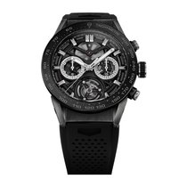 TAG Heuer Carrera Calibre HEUER 02 T  Chronograph 45mm inkl...
