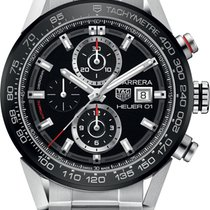TAG Heuer Carrera Heuer 01 Chronograph 43mm