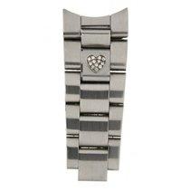 Pomellato Diamond Heart Accessory For Rolex Oyster Bracelets