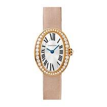 Cartier Baignoire Quartz Ladies Watch Ref WB520028