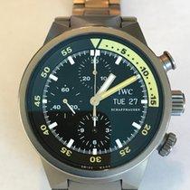 IWC Aquatimer Automatic Chronograph Titanium Bracelet