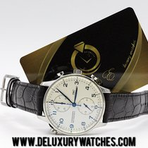 IWC Portoghese Rattrappante Tribute To Italy Like new