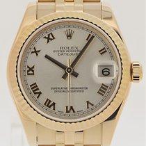 Rolex Datejust Medium 18k Everose 178275