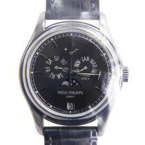 Patek Philippe New  Complications White Gold Black Automatic...