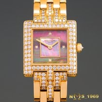 Patek Philippe Gondolo Pave 18K Gold & Diamonds Box &...