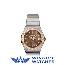 Omega - Constellation Co-Axial 27 MM Ref. 123.25.27.20.57.001