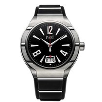 Piaget G0A34011 Polo FortyFive in Titanium - on Steel and...